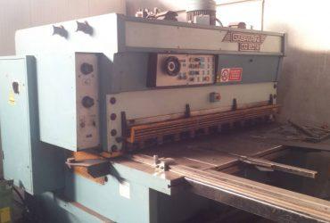 CESOIA IDRAULICA GASPARINI 2000x12mm