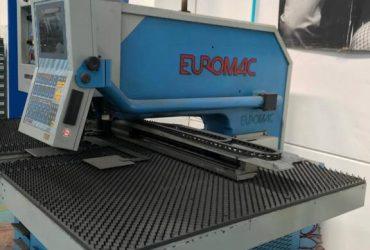 Punzonatrice idraulica EUROMAC modello CX1000/30