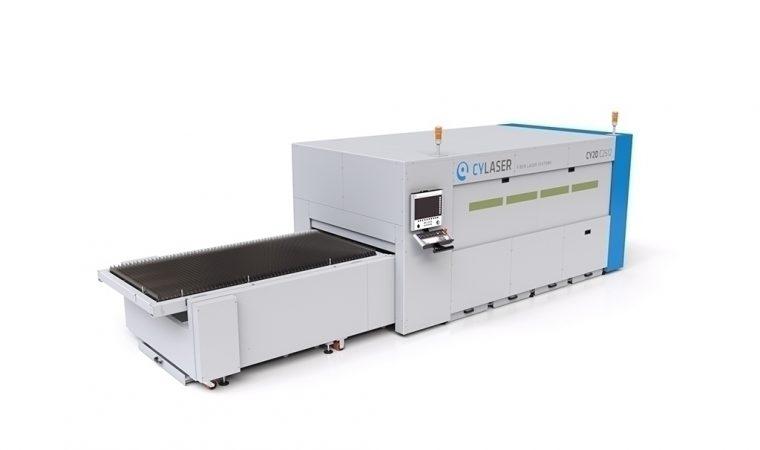 Taglio laser 2D con fibra ottica