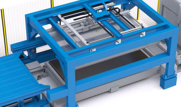 Automazioni CYLASER per taglio laser 2D
